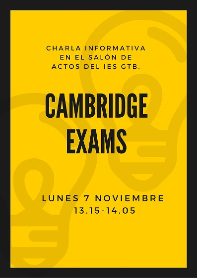Examenes de Cambridge